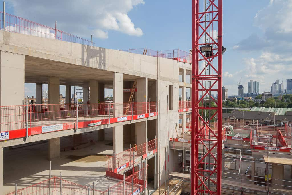 Read more about the article Photographing Construction Sites