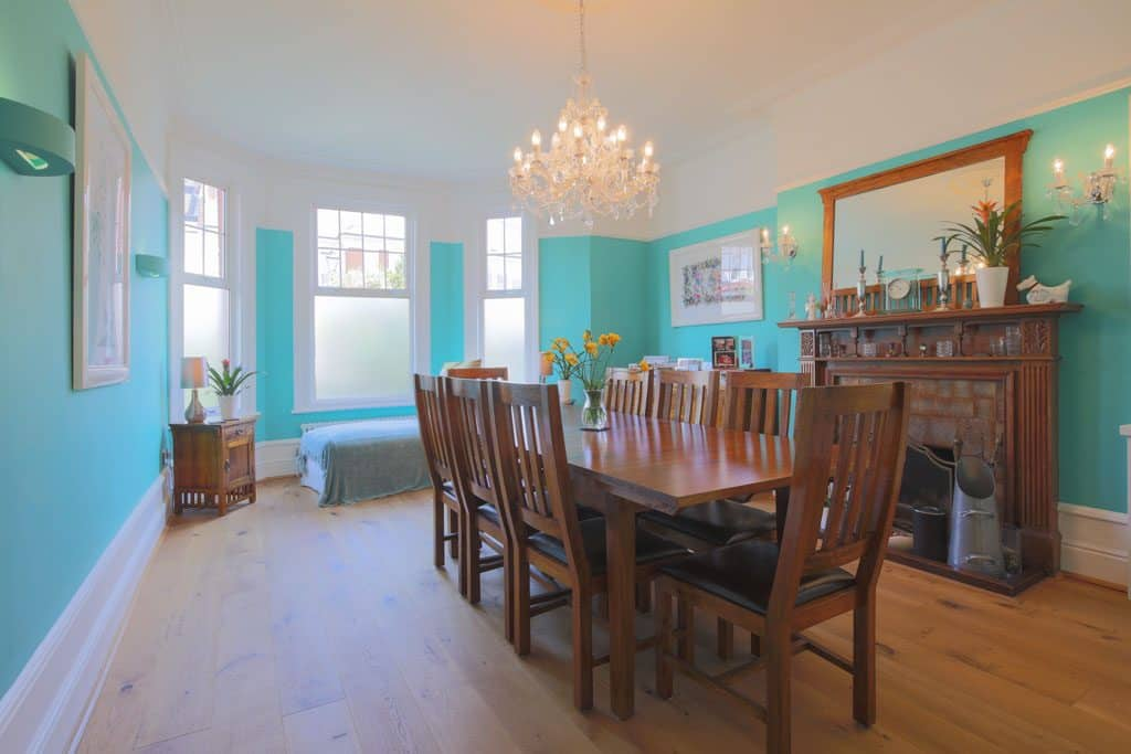 interior property photography by property photographer
